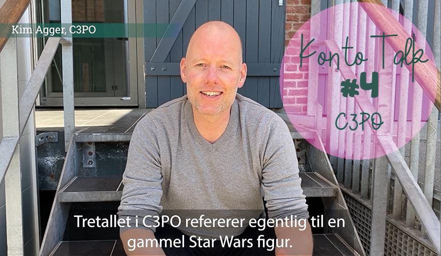 KontoTalk #4: C3PO